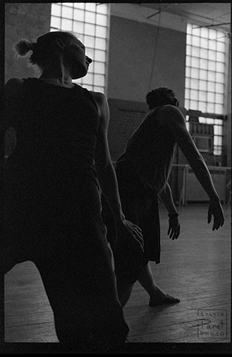 Sylvia Paret Photo Dancers Series Houston Metropolitan Dance Company